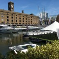 DZ&A at 'London on Water' boat show